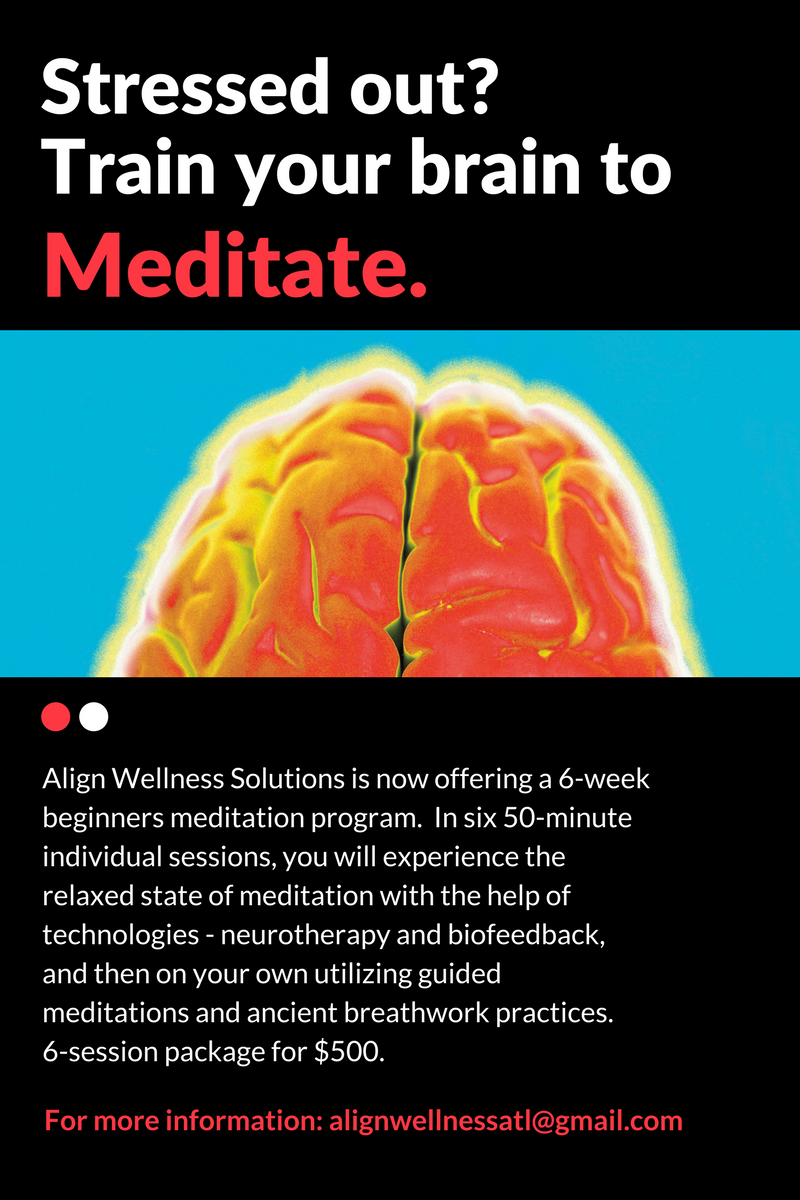 Train your brain to Meditate